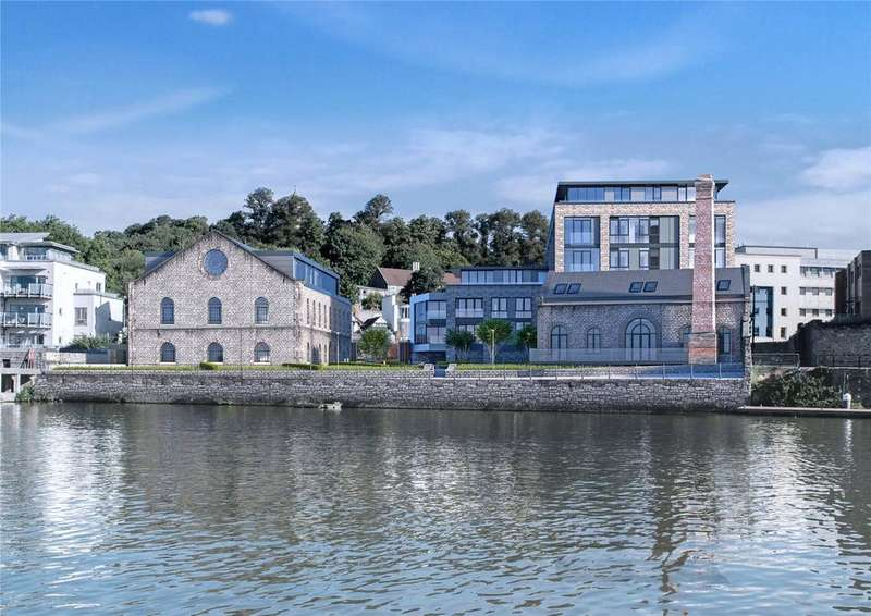 2 Bedrooms Flat for sale in Apartment 28 New Retort House, Brandon Yard, Lime Kiln Road, Bristol, BS1