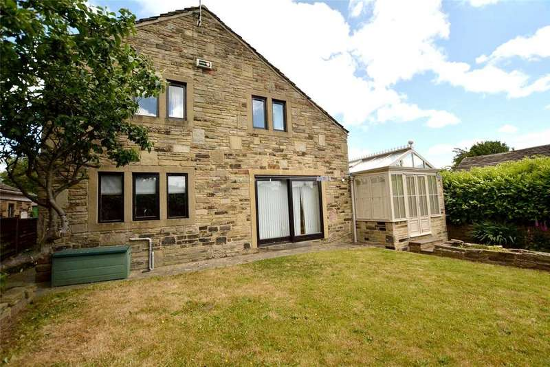 4 Bedrooms Detached House for sale in Dawson Lane, Tong Village, Bradford, West Yorkshire