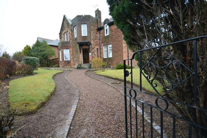 5 Bedrooms Detached House for sale in Glebe Road, Galston, KA4