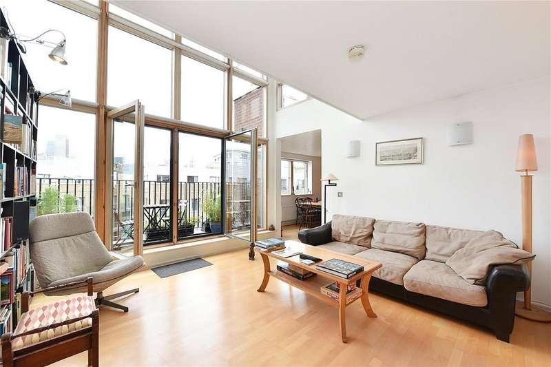 3 Bedrooms Flat for sale in Andersen's Wharf, 20 Copenhagen Place, London