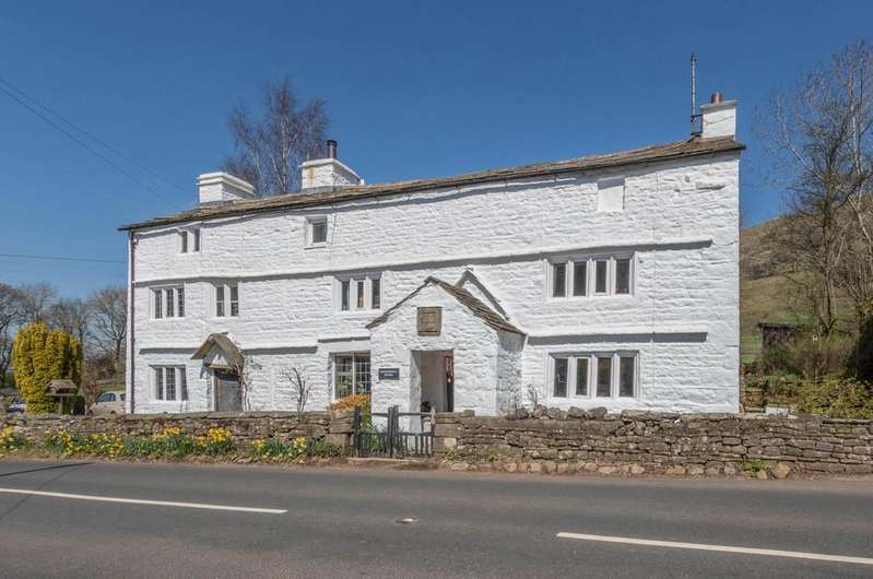 4 Bedrooms Detached House for sale in Swarthgill House, Garsdale, Nr Sedbergh