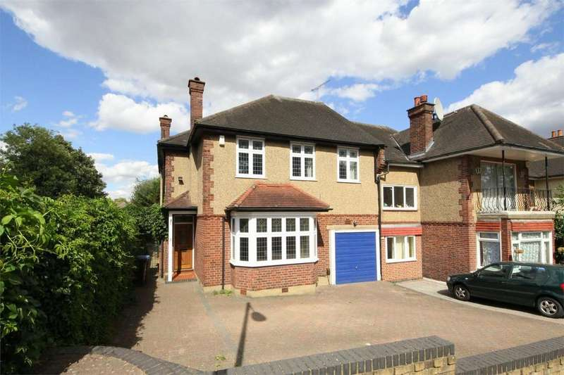 4 Bedrooms Semi Detached House for sale in Winchmore Hill, London