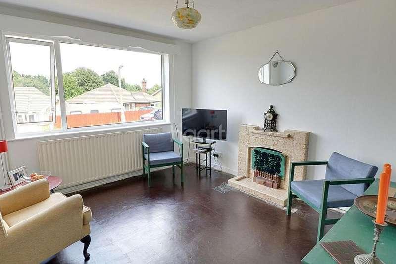 2 Bedrooms Bungalow for sale in Denton Avenue, Grantham