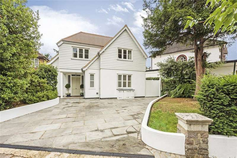 5 Bedrooms Detached House for sale in Melbourne Road, Teddington, Middlesex, TW11