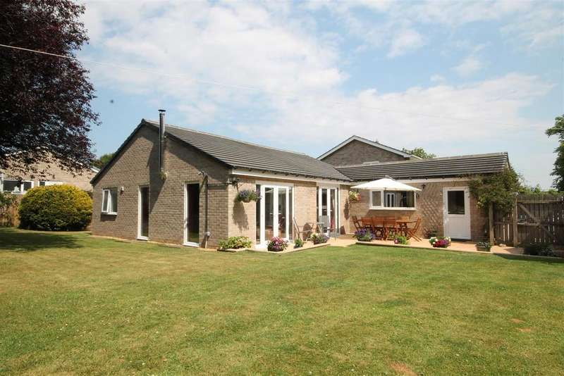 3 Bedrooms Detached Bungalow for sale in Edendale Crescent, Howden Le Wear