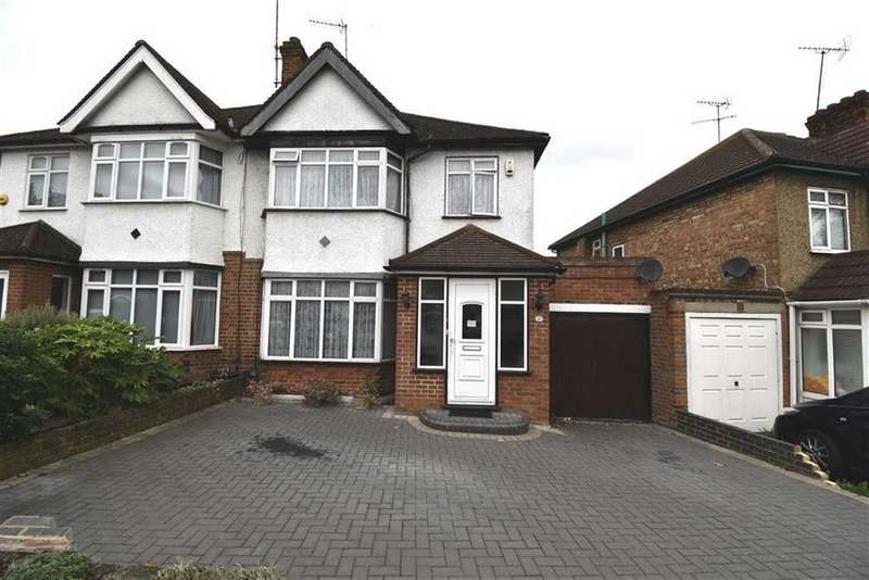 3 Bedrooms House for sale in Nethercourt Avenue, West Finchley