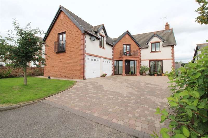 5 Bedrooms Detached House for sale in CA11 8RU Harthwaite Gardens, Carleton Village, Penrith, Cumbria