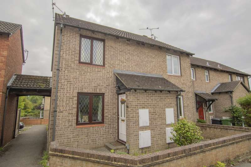 2 Bedrooms End Of Terrace House for sale in Sweet Briar Drive, Calcot, Reading, RG31