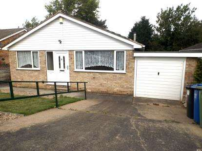 3 Bedrooms Bungalow for sale in Cromford Drive, Staveley, Chesterfield, Derbyshire