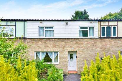 3 Bedrooms Terraced House for sale in Buckthorn, Stacey Bushes, Milton Keynes, Buckinghamshire