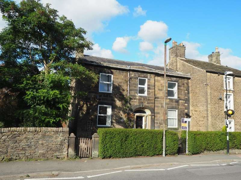 4 Bedrooms Semi Detached House for sale in New Mills Road, Hayfield, High Peak, Derbyshire, SK22 2EU