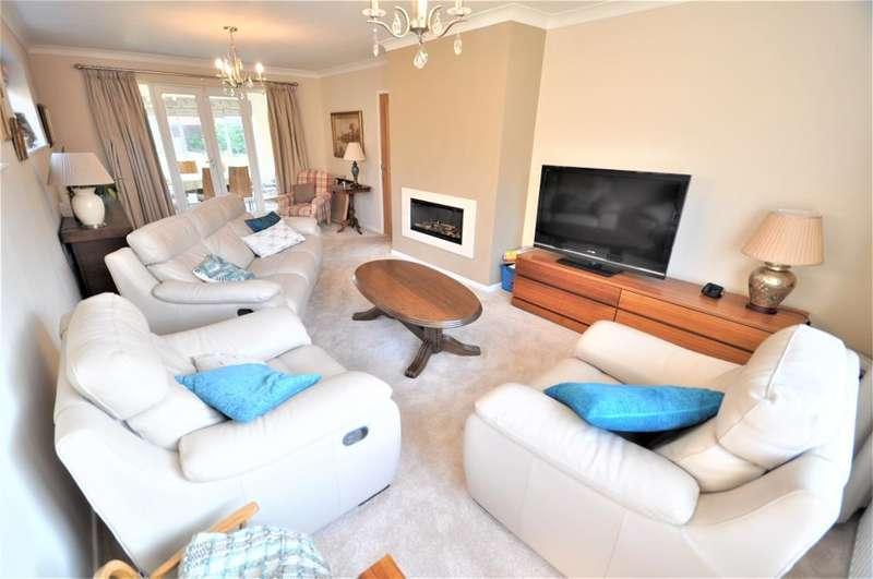3 Bedrooms Detached House for sale in Westbourne Avenue, Wrea Green, Preston, Lancashire, PR4 2PL