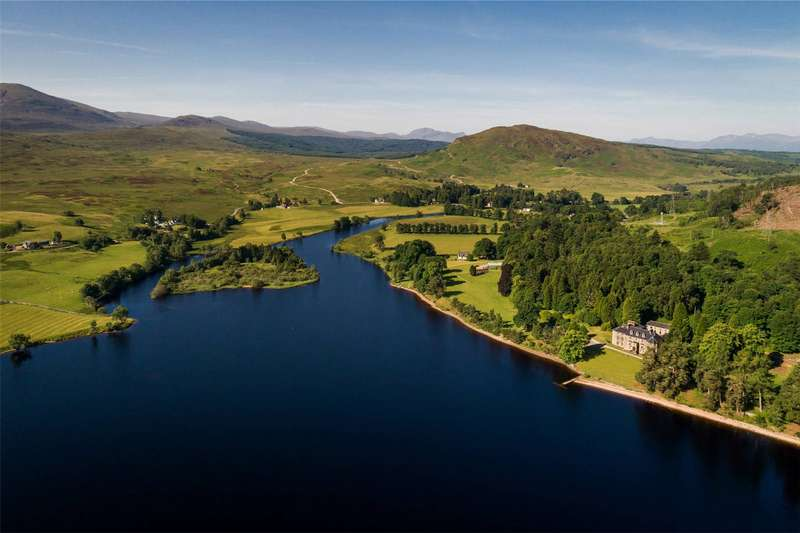 4 Bedrooms House for sale in Rannoch Lodge Estate, Rannoch, Perthshire, PH17