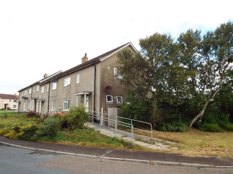 4 Bedrooms End Of Terrace House for sale in 1 Howburn Road, Thurso