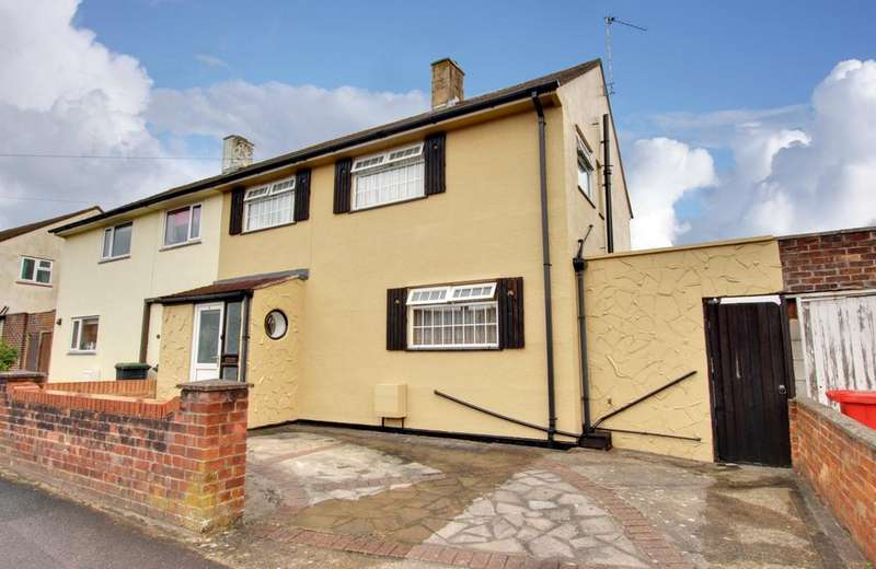 3 Bedrooms Semi Detached House for sale in Leigh Park, Havant