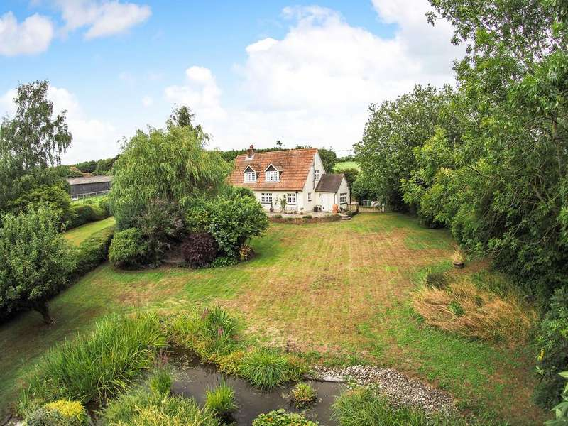 3 Bedrooms Cottage House for sale in Hambledon, Hampshire