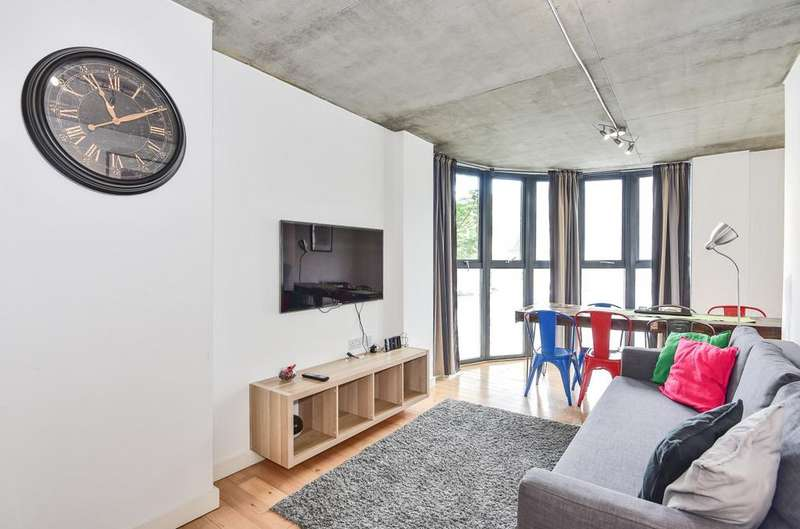 2 Bedrooms Flat for sale in Queens Road Peckham SE15