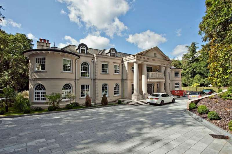 10 Bedrooms Detached House for rent in Christchurch Road, Virginia Water, Surrey, GU25 4PJ