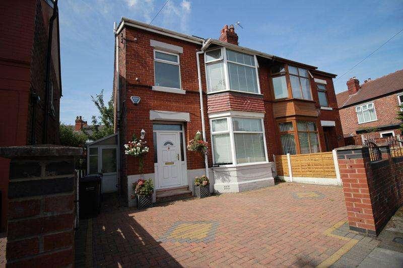 4 Bedrooms Semi Detached House for sale in Hassop Road, Reddish