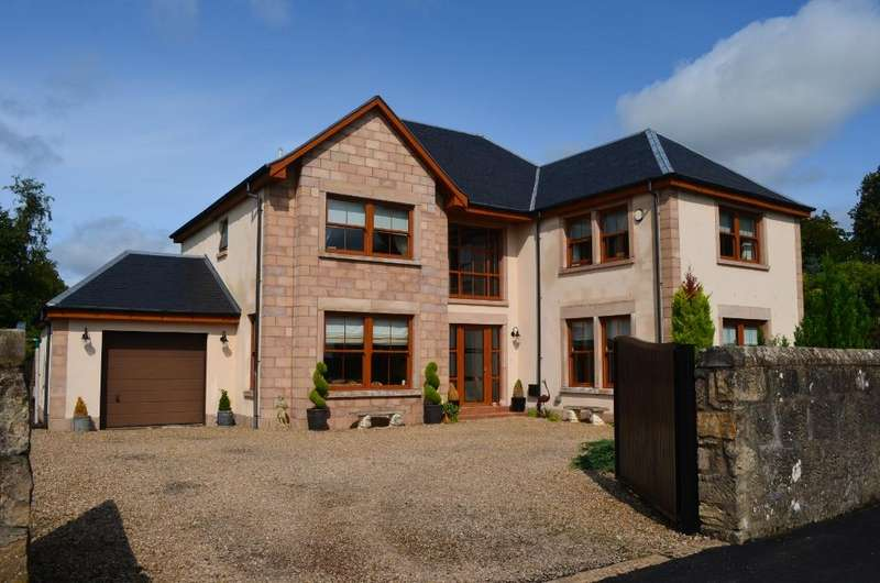 5 Bedrooms Detached House for sale in Peel Street, Cardross , Argyll Bute , G82 5LD