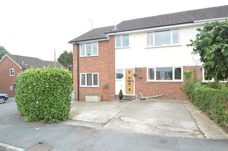 5 Bedrooms Semi Detached House for sale in Carleton Close, Great Yeldham CO9