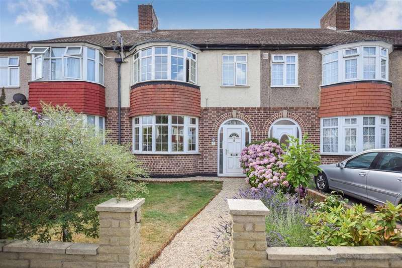 3 Bedrooms House for sale in Queen Mary Avenue, Morden