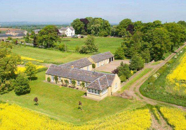 4 Bedrooms Unique Property for sale in Westfield, Ladyrig, Kelso, Roxburghshire, TD5