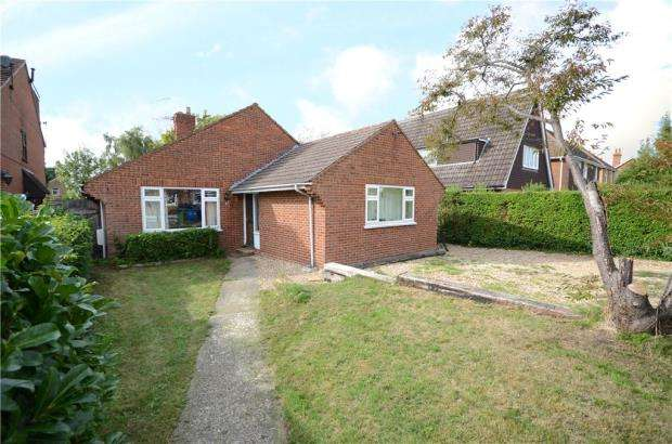 4 Bedrooms Detached Bungalow for sale in Branksome Hill Road, College Town, Sandhurst