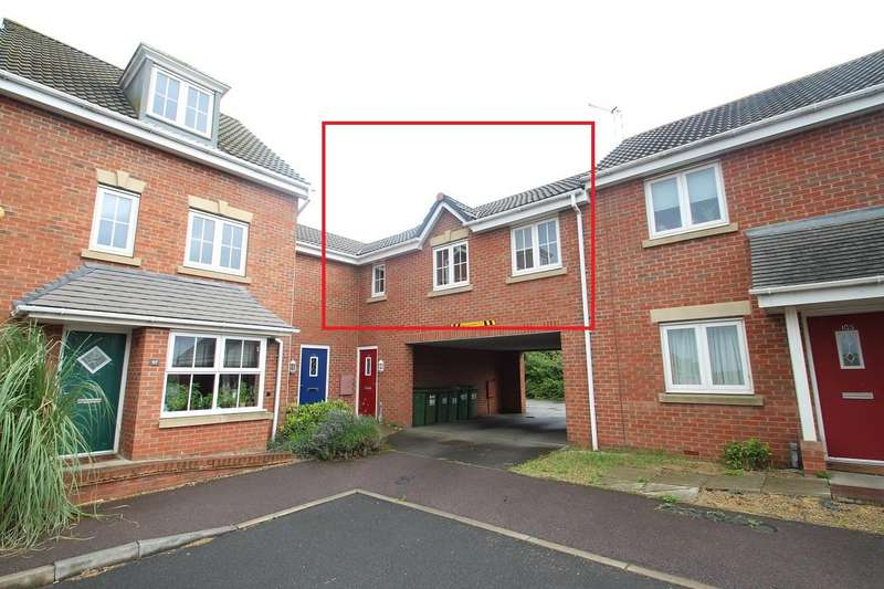 1 Bedroom Apartment Flat for sale in Tuffleys Way, Braunstone, Leicester