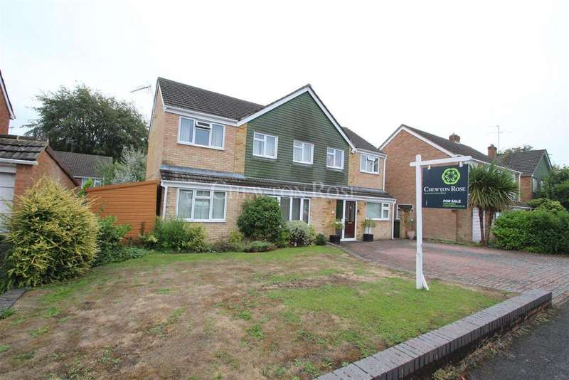 4 Bedrooms Detached House for sale in Mansfield Place, Ascot
