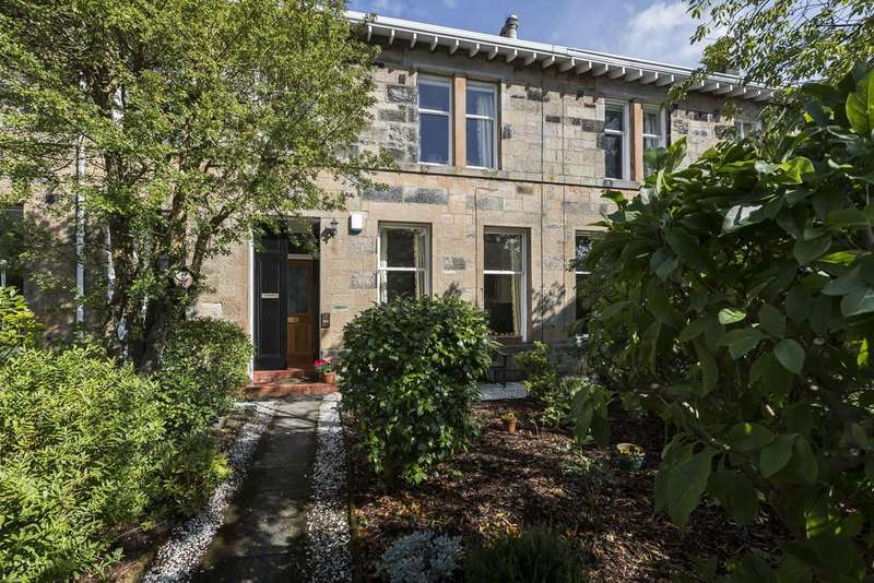 4 Bedrooms Terraced House for sale in Glenbank Road, Lenzie, Glasgow