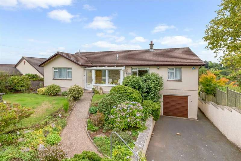 3 Bedrooms Detached Bungalow for sale in Kingsbridge Hill, Totnes, TQ9