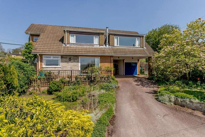 4 Bedrooms Detached House for sale in Middle Lane, Whatstandwell, Matlock, Derbyshire