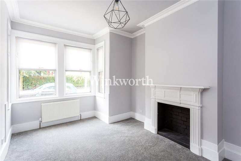 2 Bedrooms Maisonette Flat for sale in Abbotsford Avenue, London, N15