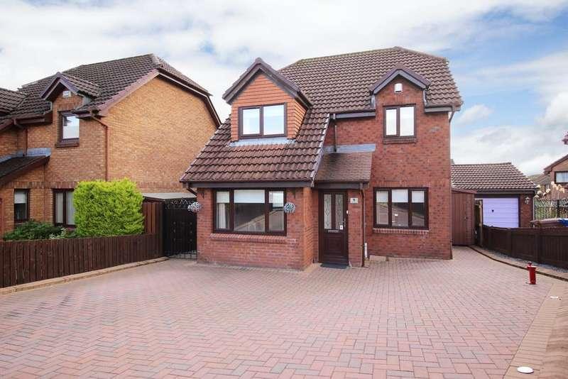 4 Bedrooms Detached House for sale in 9 Skye Crescent, Old Kilpatrick, G60 5ER