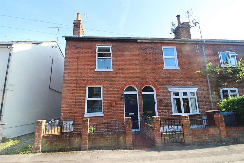 3 Bedrooms End Of Terrace House for sale in South Street, Caversham, Reading