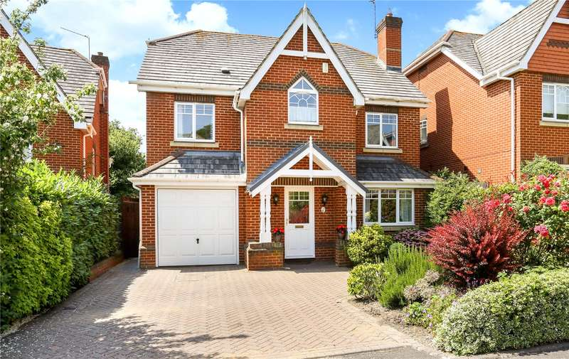 5 Bedrooms Detached House for sale in Nightingale Walk, Windsor, Berkshire, SL4