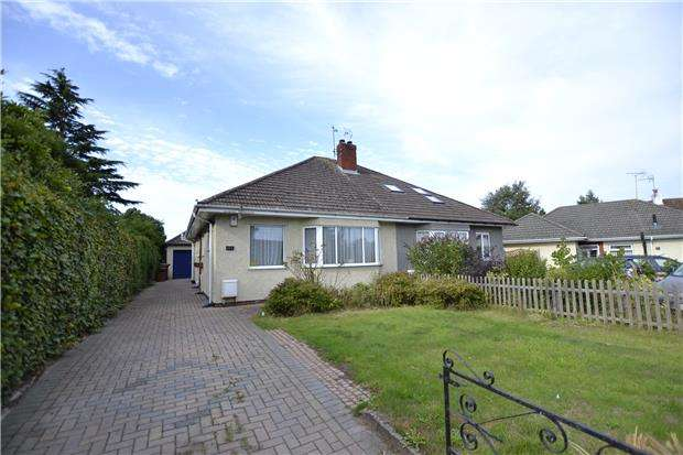 2 Bedrooms Semi Detached Bungalow for sale in Passage Road, BRISTOL, BS10 7JB
