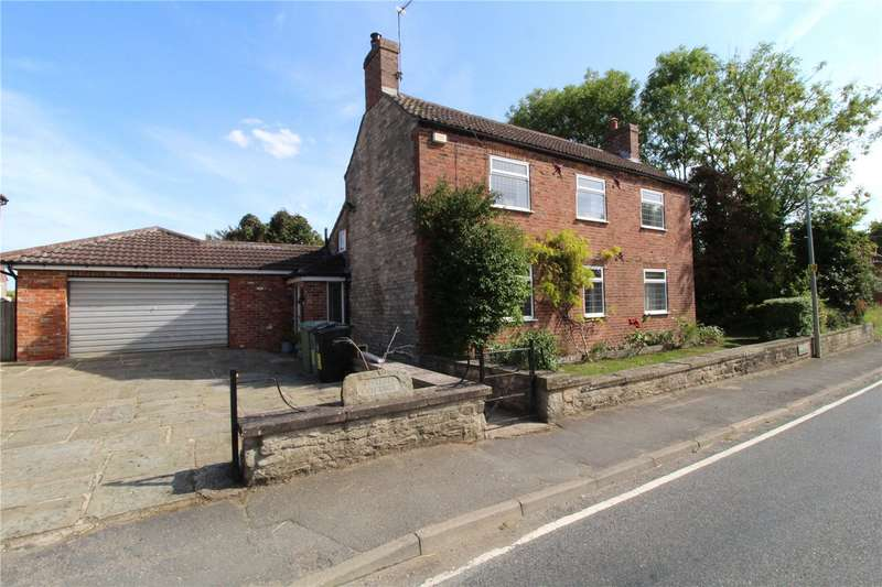 4 Bedrooms Detached House for sale in Main Street, Boothby Pagnell, Grantham, NG33