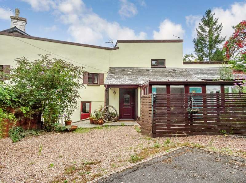 5 Bedrooms Semi Detached House for sale in The Cottage, Old Tiverton Road, Crediton, Devon