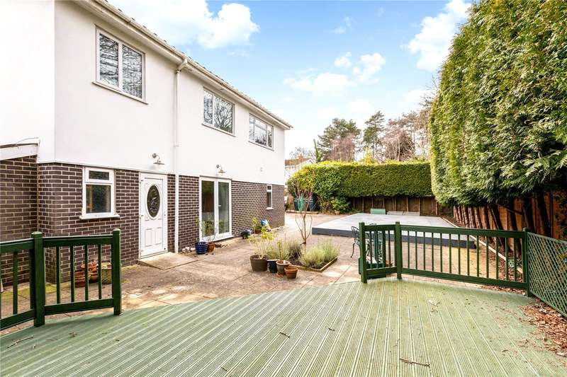 5 Bedrooms Detached House for sale in Sewell Close, Cold Ash, Thatcham, Berkshire, RG18