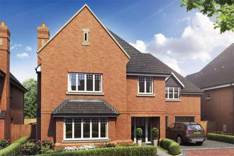 5 Bedrooms Detached House for sale in Wellington Grove, Epsom Road, Surrey, GU1