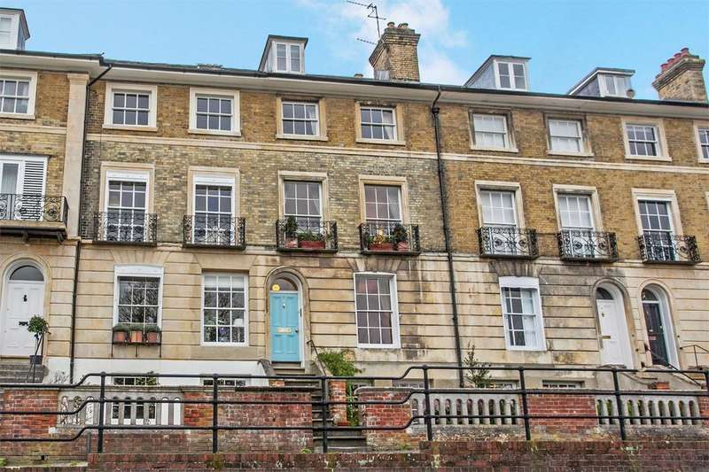 5 Bedrooms Terraced House for sale in Clifton Terrace, Winchester, Hampshire, SO22