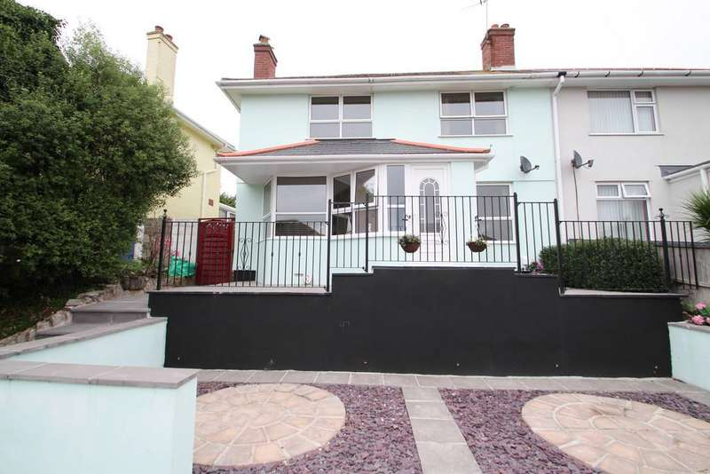 3 Bedrooms Semi Detached House for sale in Stirling Road, Plymouth