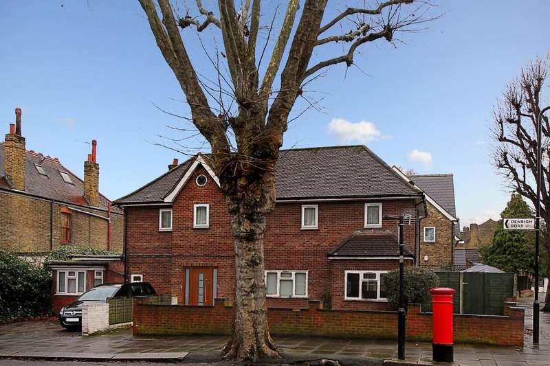 5 Bedrooms Detached House for sale in Denbigh Road, W13