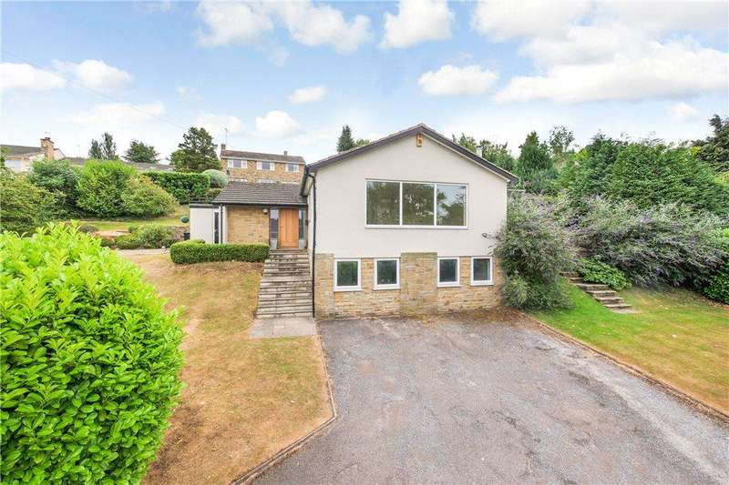 4 Bedrooms Detached House for sale in Langwith Valley Road, Collingham, Wetherby, West Yorkshire