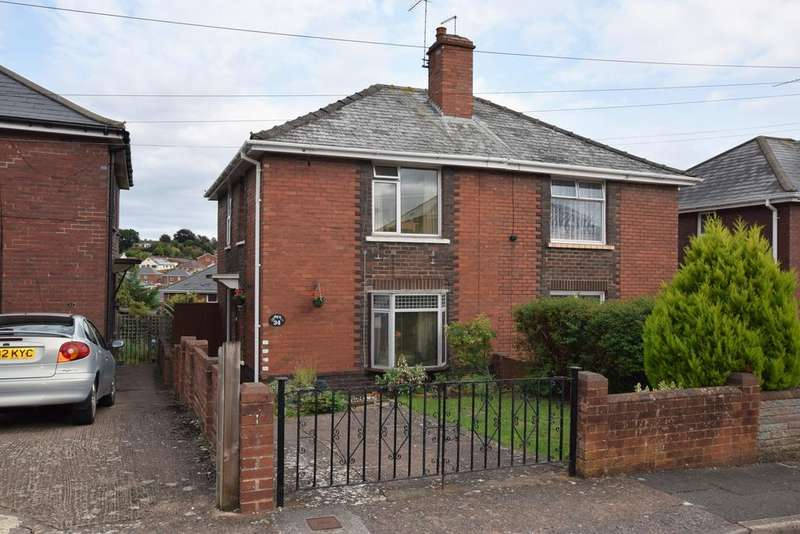 2 Bedrooms House for sale in Hurst Avenue, Exeter, EX2