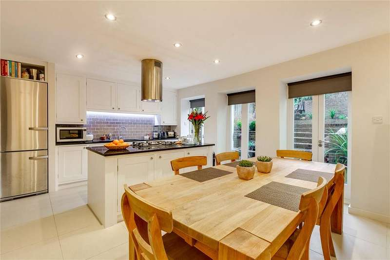5 Bedrooms Terraced House for sale in Ringford Road, Putney, London
