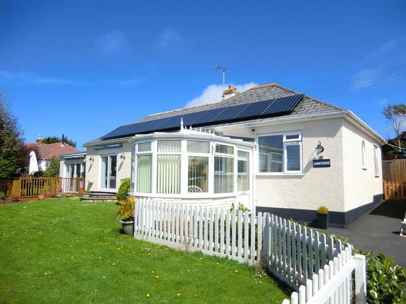 3 Bedrooms Detached Bungalow for sale in Crackington Haven, Bude
