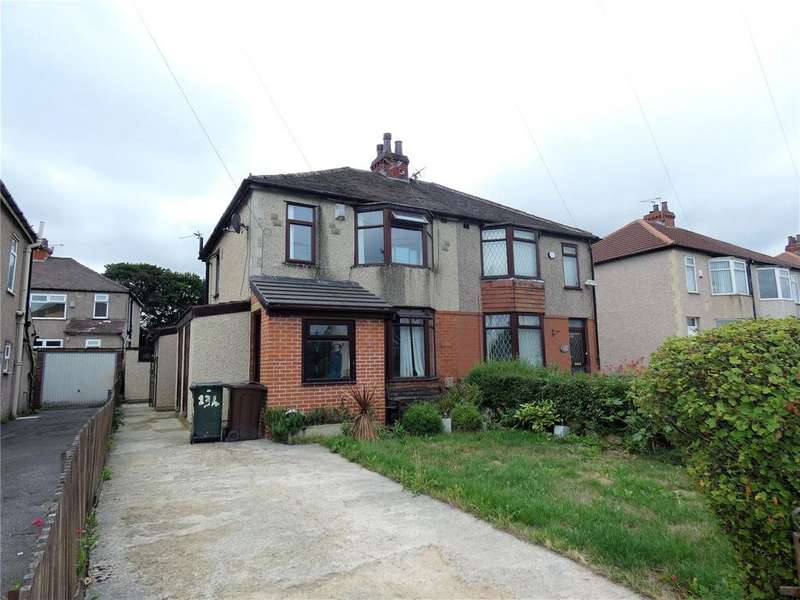 3 Bedrooms Semi Detached House for sale in Mayo Avenue, Bankfoot, Bradford, BD5